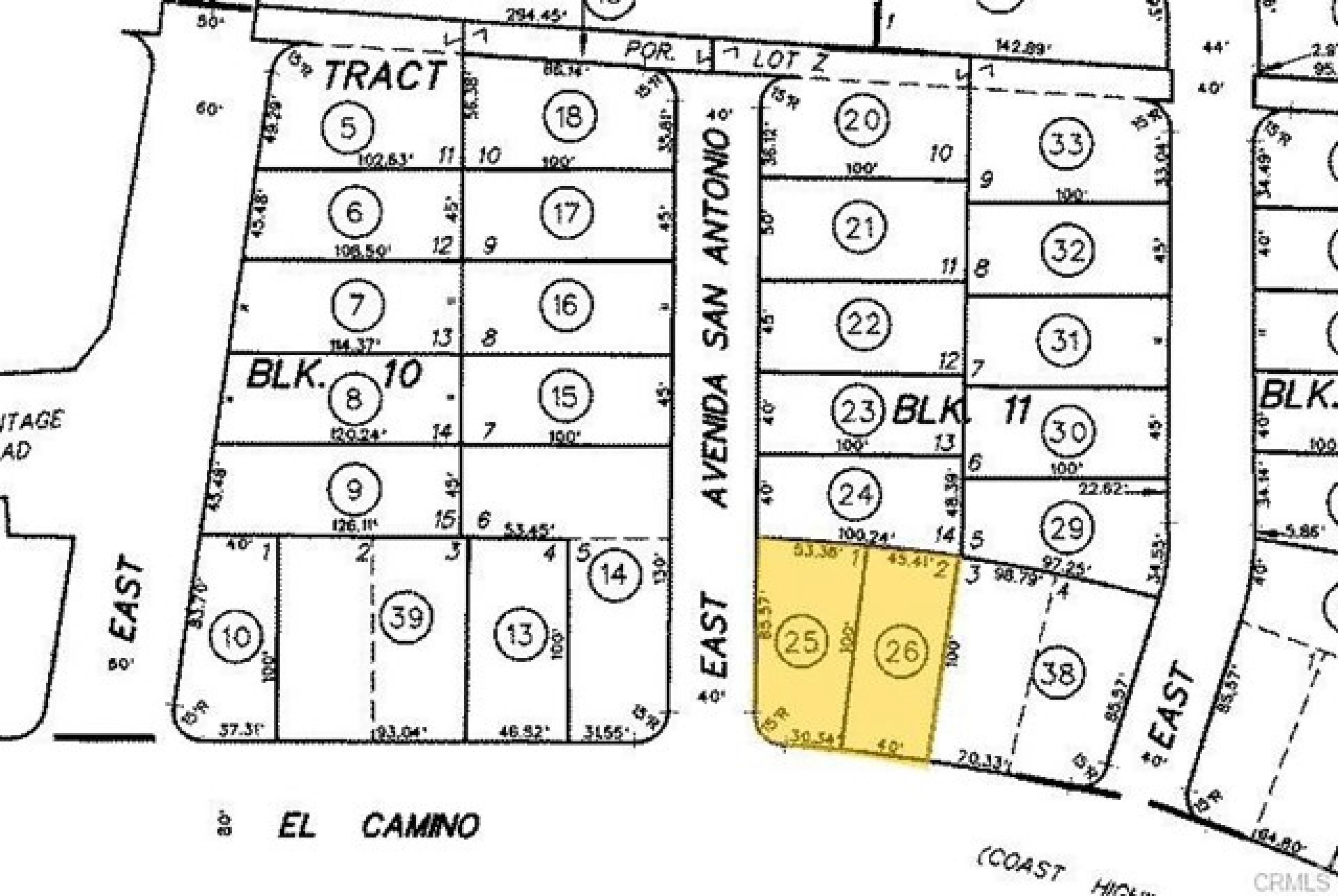 1911 1900 S El Camino Real, San Clemente CA: